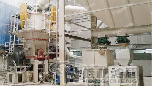 超细褐铁矿粉是用什么设备加工生产