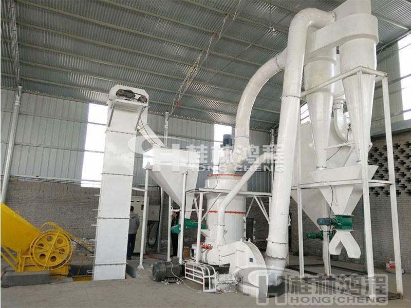 钾长石磨粉工艺