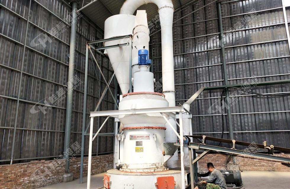 干法脱硫石灰石粉磨设备有哪些?
