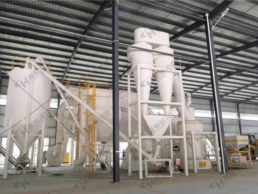 沸石粉生产线多少钱?价格是否可以谈?