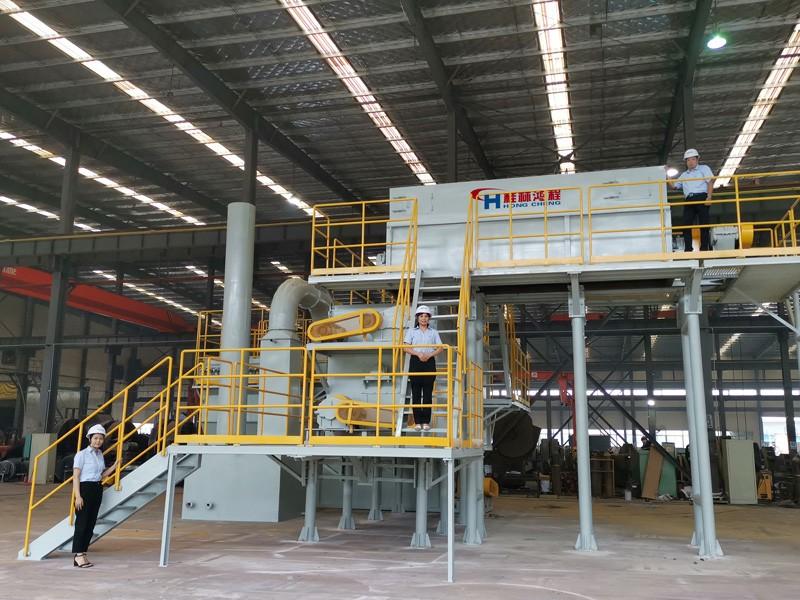石灰石脱硫剂生产线磨机设备用什么磨机