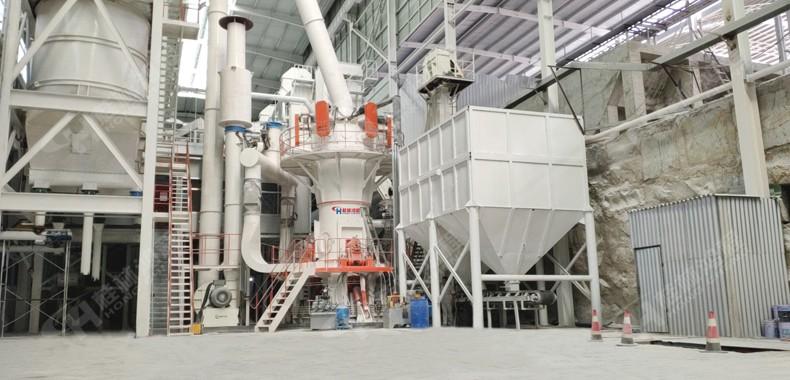 钾长石立式磨粉机概述制粉选粉工艺与选型